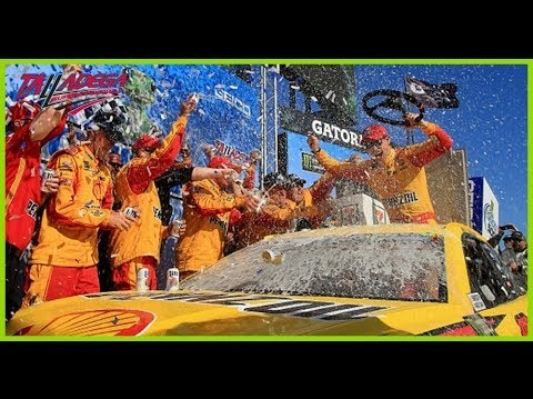 Talladega Monster Energy Series race highlights