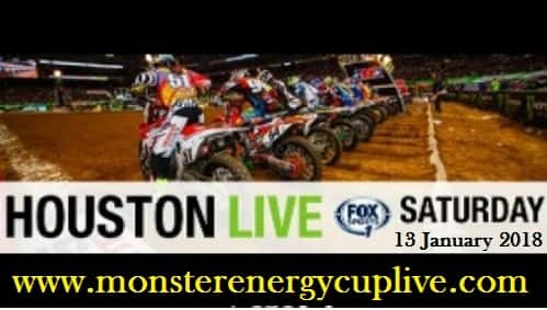 2018 Houston Supercross Live