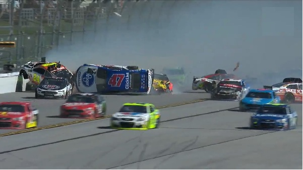 Monster Energy NASCAR Talladega Race