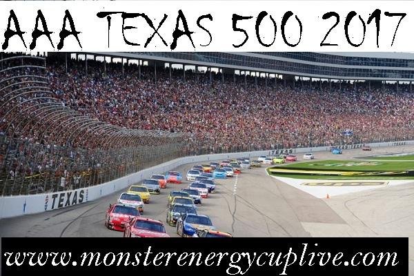 aaa texas 500 live