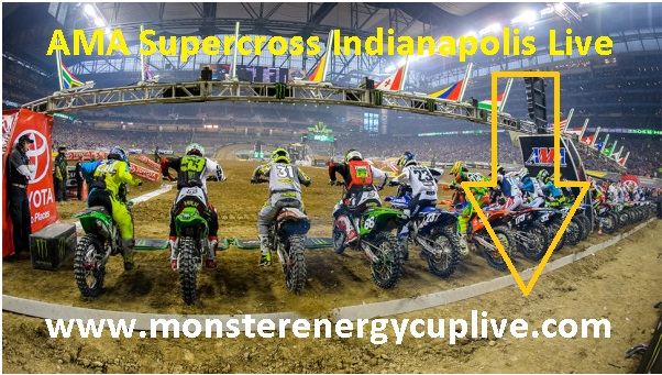 Supercross Indianapolis stream