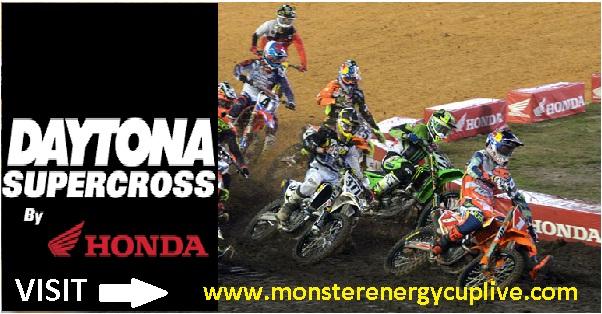 Daytona Supercross HD Stream