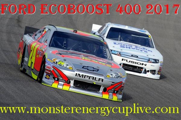 ford ecoboost 400 live