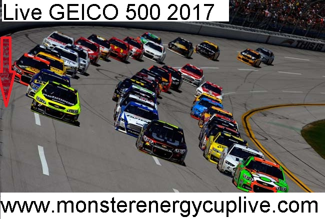 geico 500