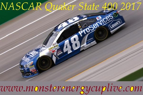 quaker state 400 live