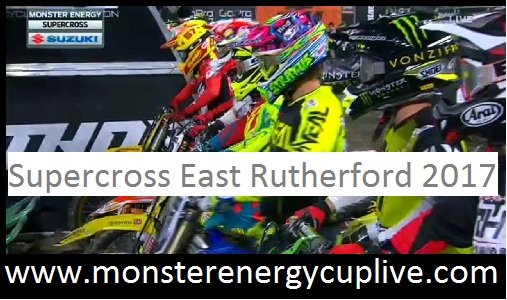 Supercross East Rutherford