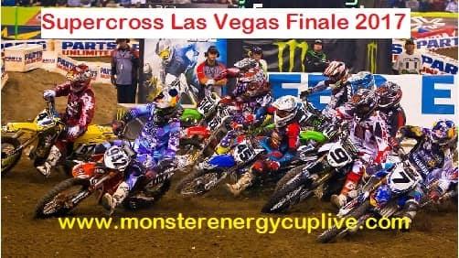 Supercross Las Vegas Finale 2017
