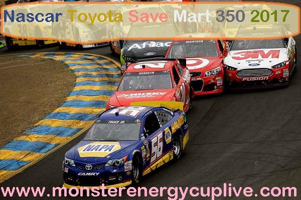 toyota save mart 350 live