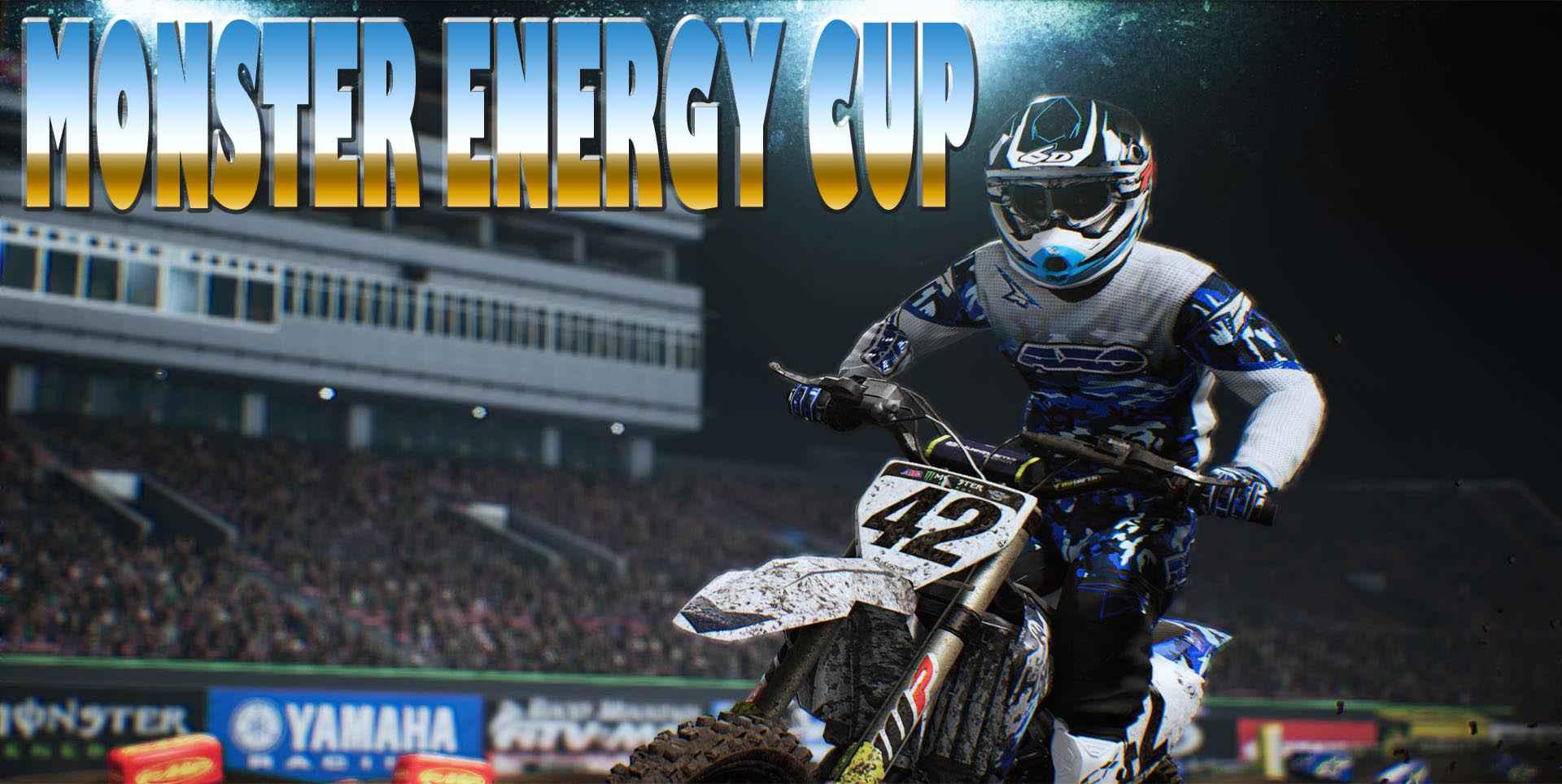 Monster Energy Cup Live  slider